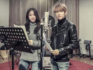 Chord : Soyou (Sistar) & Baekhyun (EXO) - Rain