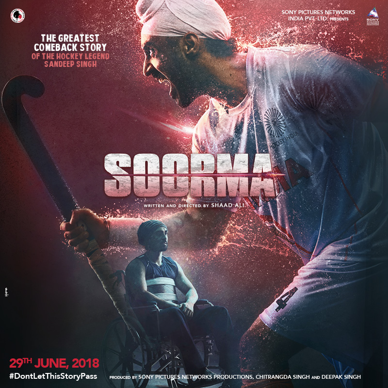 Soorma [Audio: Hindi]