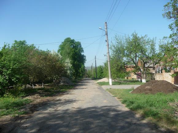 Олексієво-Дружківка. Вулиця Тореза
