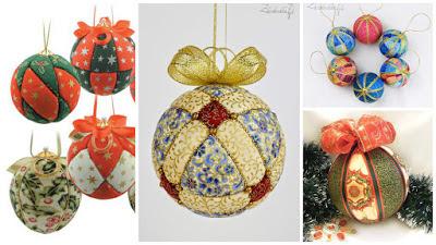 esferas-navideñas-con-retazos-de-tela