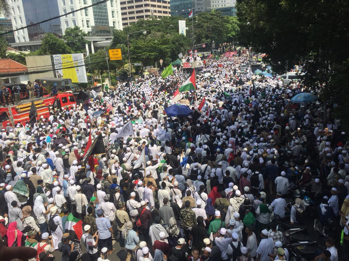 Aksi Bela Islam 64