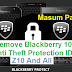 Remove Blackberry 10 Anti Theft Protection ID Z10 And All