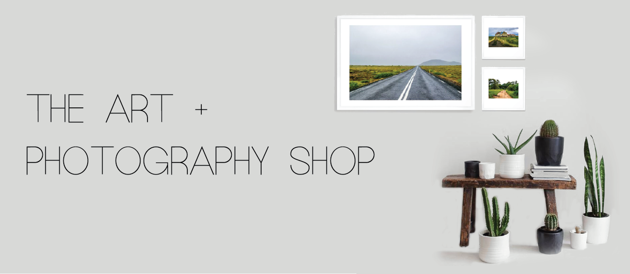 The Art + Photography Shop