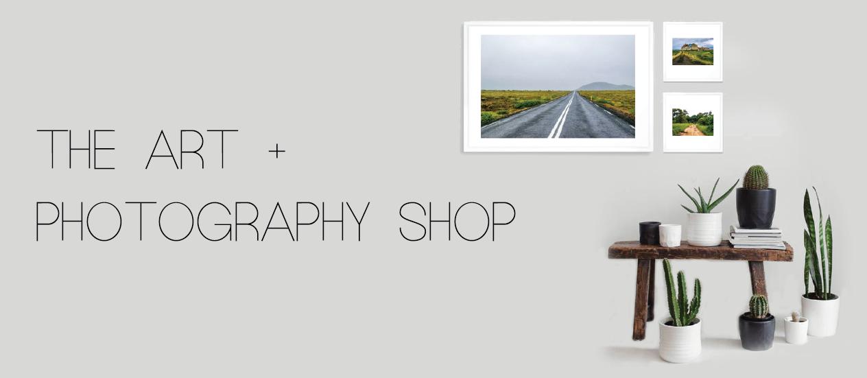 The Art + Photography Shop