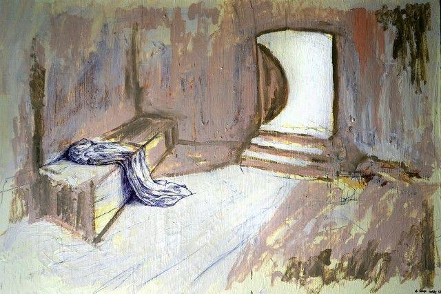 Португальский художник. Antonio Sousa Lara