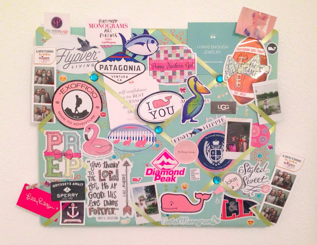 Preppy Stickers | Live The Prep Life