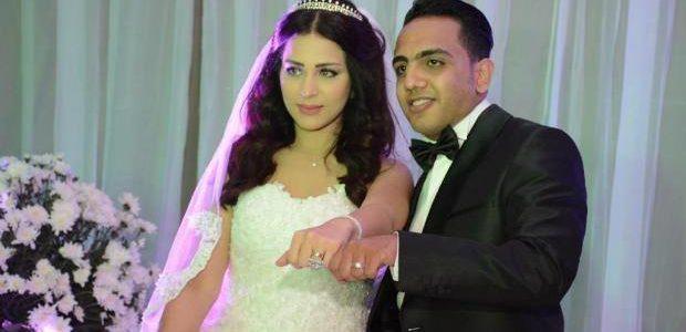 شاهد بالصور فرح اوس اوس نجم مسرح مصر وتعرف على مين هى زوجتة