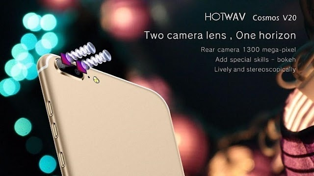 Hotwav Costmos V20 A Monster Device With Processor 2.0GHz For GH₵ 344(N30,000)