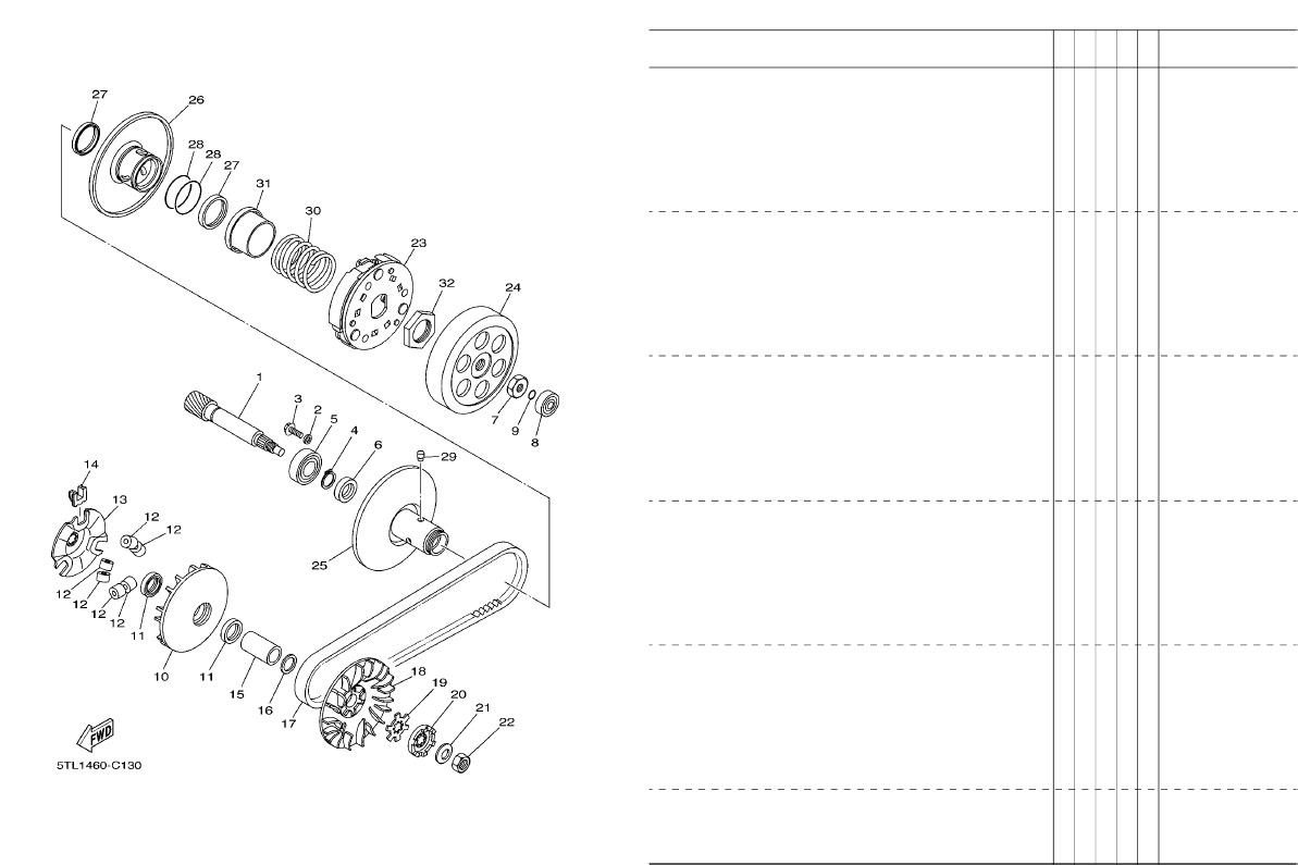 Yamaha Nouvo Z Repair Manual