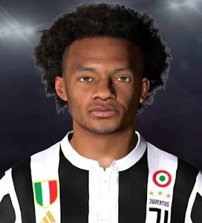 PES 2017 Faces Juan Cuadrado by Facemaker Ahmed El Shenawy