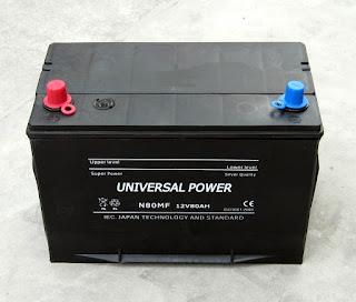 Venta online de baterías de coche usadas