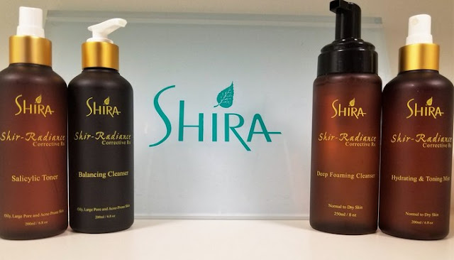 shira skin care products