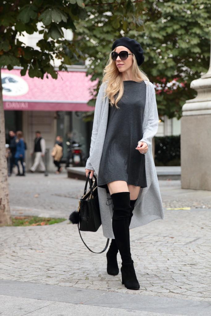 Vestidos Y Botas Largas 18 Ideas Increibles Vestidos
