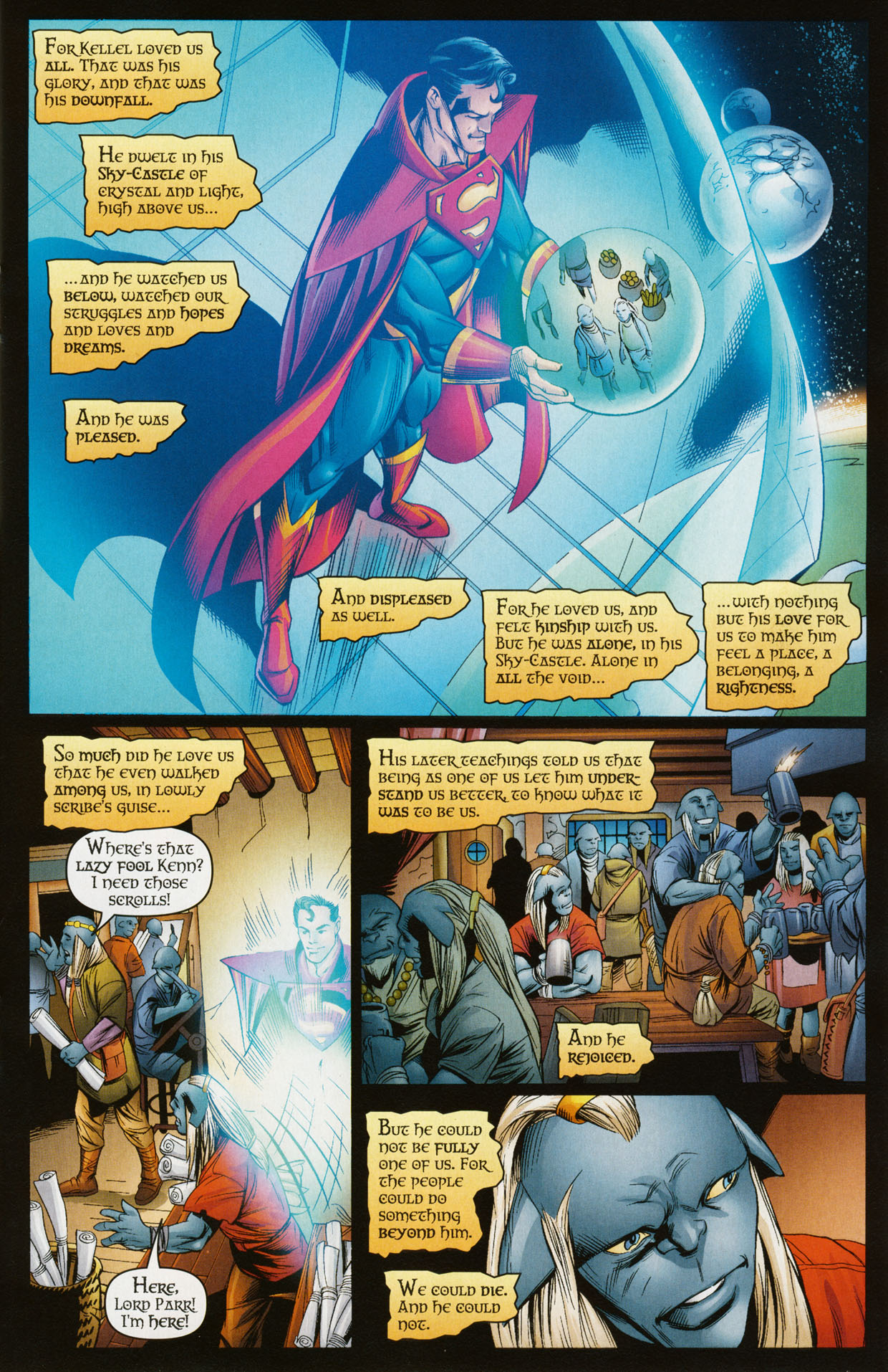 Read online Trinity (2008) comic -  Issue #34 - 12