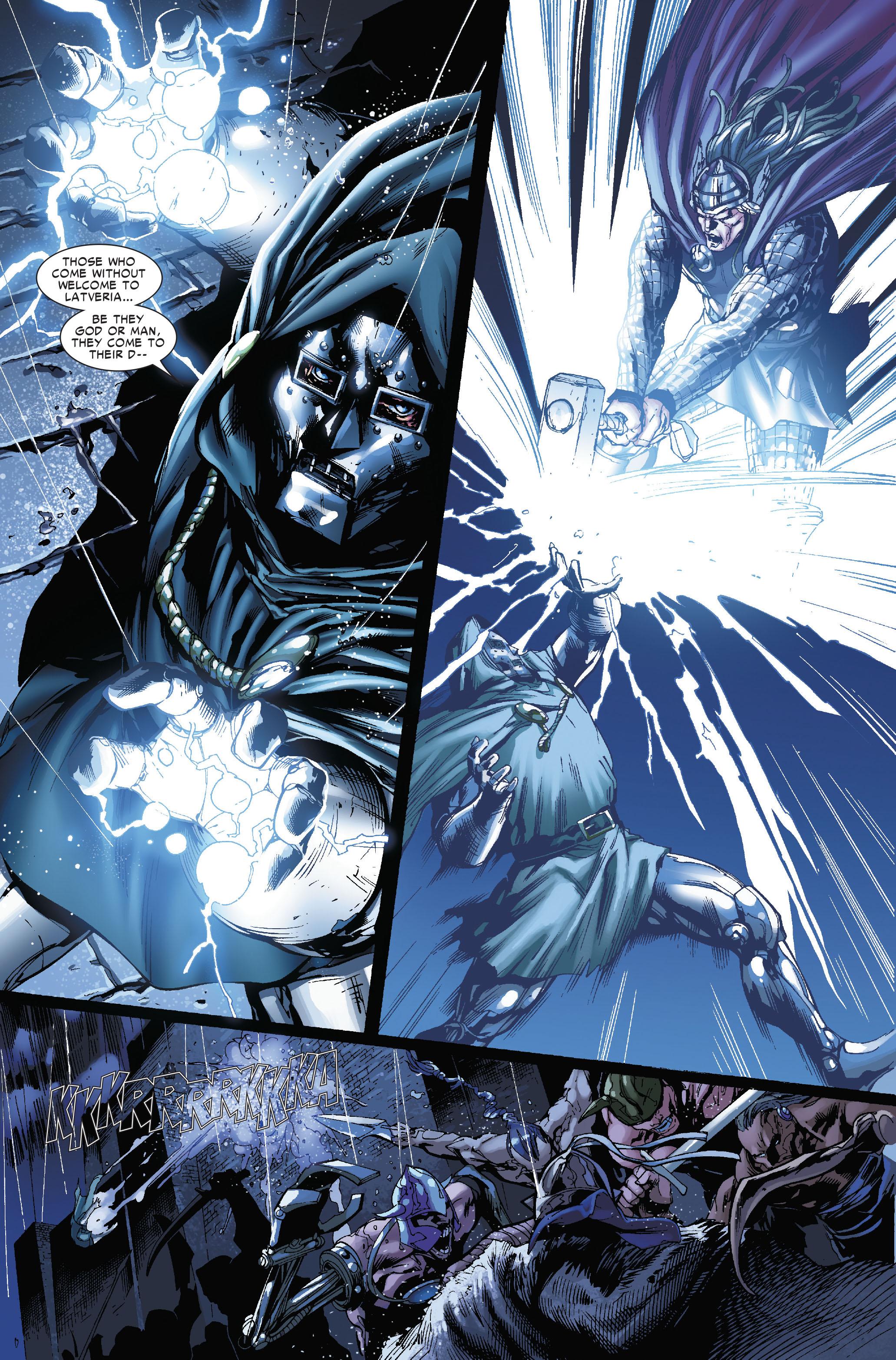 Thor (2007) Issue #605 #18 - English 3