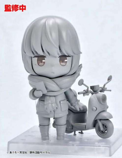 Nendoroid Shima Rin: Touring Ver. - Yuru Camp△