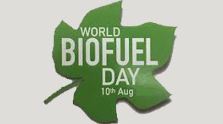 World Biofuel Day: August 10