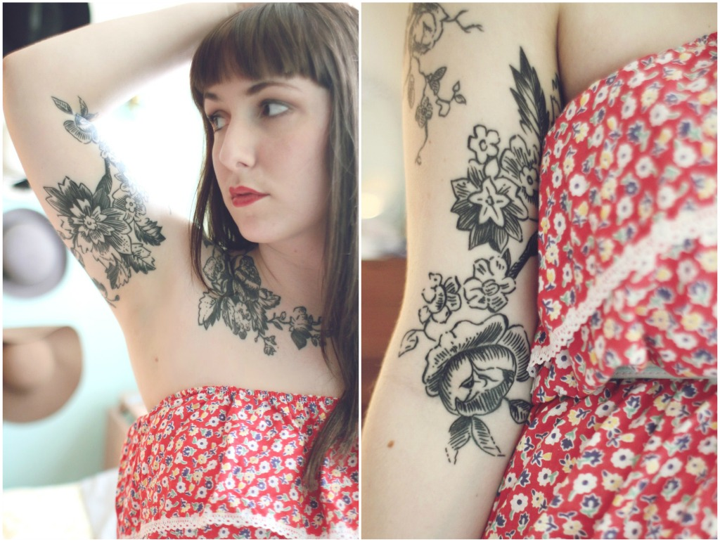 Sometimes Sweet: Tattoo Tuesday V.113