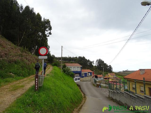Camino a Munielles