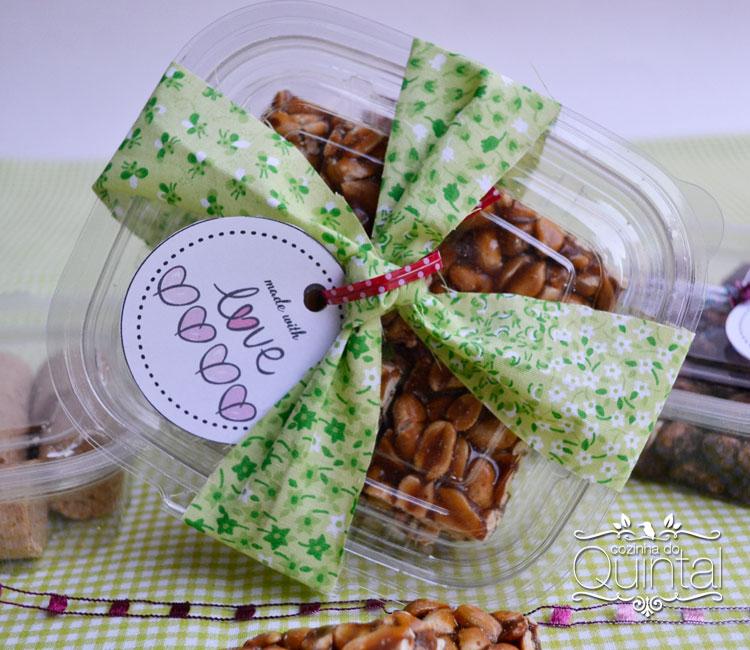 Pote GA 91 da Galvanotek com doces típicos de festa junina =) Na Cozinha do Quintal