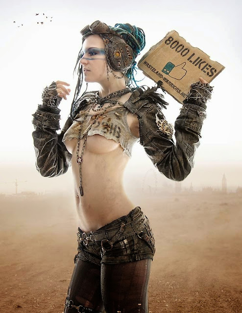 Wasteland Warrior