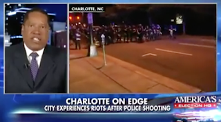Larry Elder Discusses The 'Insanity' Of The Charlotte Riots