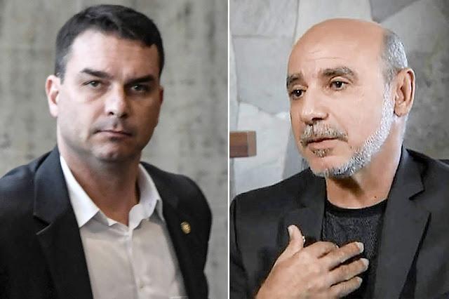 Flávio Bolsonaro estava sendo investigado de forma ilegal, por isso recorreu ao STF