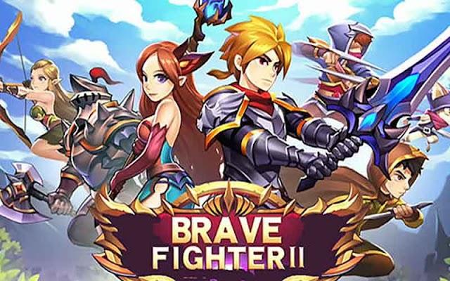 Brave Fighter2: Legion Frontier MOD không giới hạn tiền xu