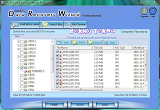 Easus Data Recovery Wizard 5