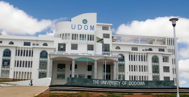 Chuo Kikuu cha Dodoma (Udom)
