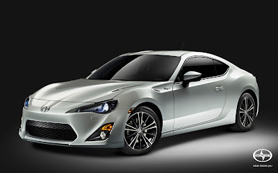 2016 Scion FR-S left side look image