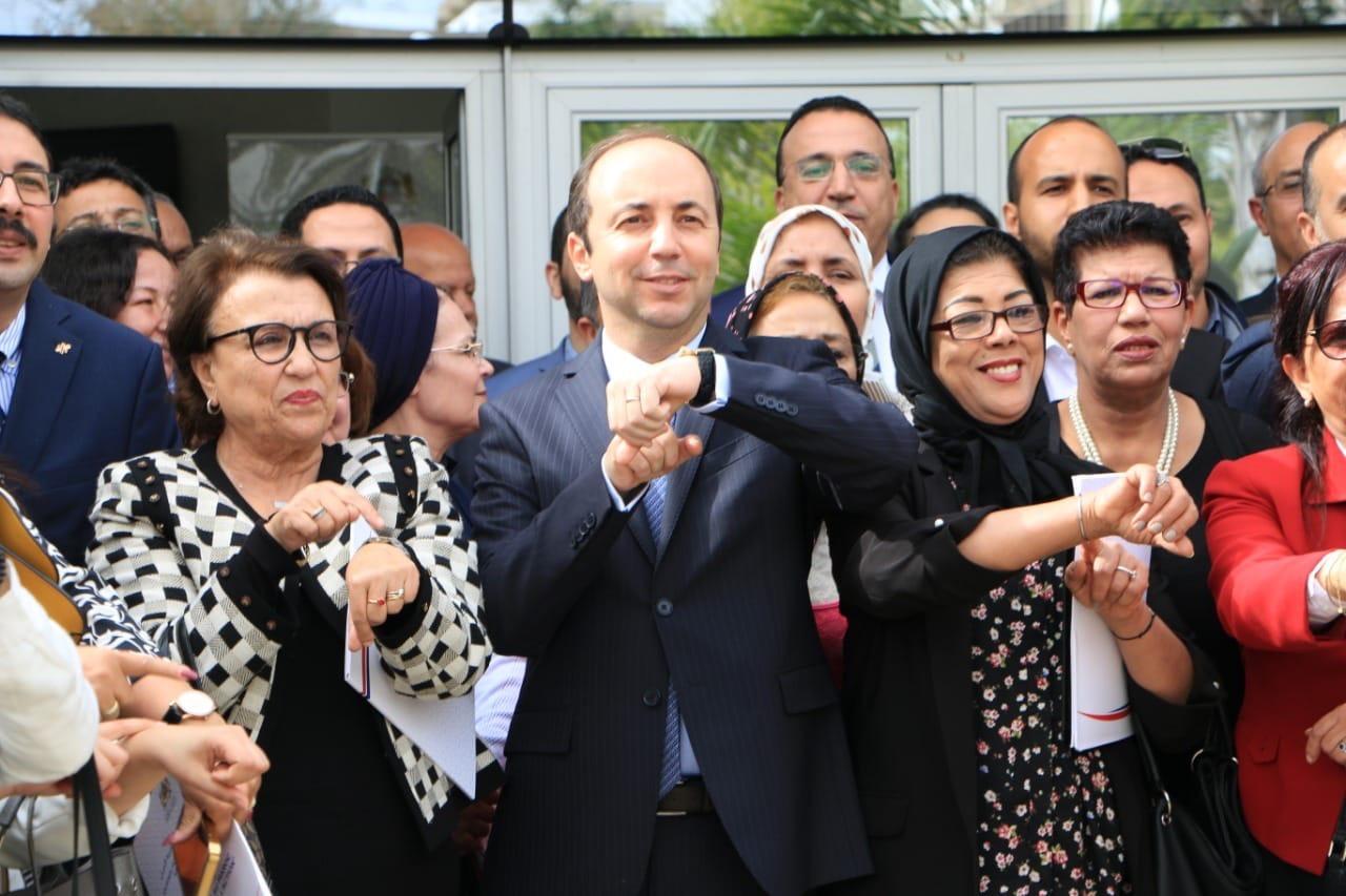 الدكالي يرفع تحدي القضاء على مرض السُل بالمغرب في أفق 2030