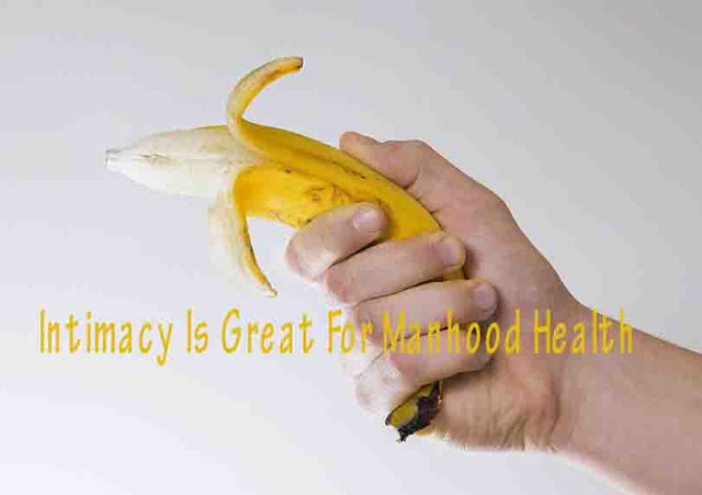Intimacy Is Great For Manhood Health