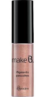 Make B. Modern Asia Pigmento para Olhos Bronze Lights