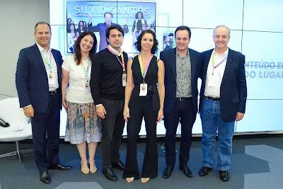 Foto: José Roberto Maciel, Melissa Vogel, Eduardo Simon, Silvana Balbo, Marcelo Torres e Marcelo Parada – Crédito: João Raposo