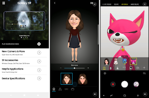 Samsung Experience App Apk to Download : For Galaxy S9/S9+'s AR Emoji, Super Slow-mo Camera Feature