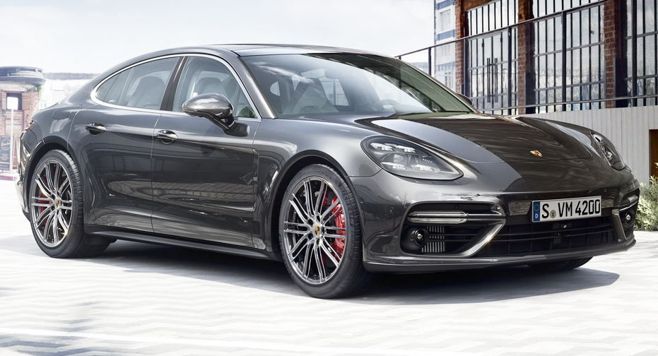2017 Porsche Panamera Thats More Like It 87 Photos  Videos
