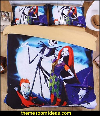 The Nightmare Before Christmas Bedlinen Bedding,The Nightmare Before Christmas Kids Bedding