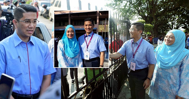 Azmin Ali Dedah Punca Kemenangan Pakatan Harapan