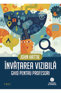 Ghid pentru profesori -Invatarea vizibila carte comanda