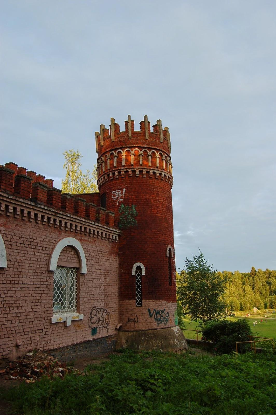 Шахматный домик на Ферме, Сергиев Посад