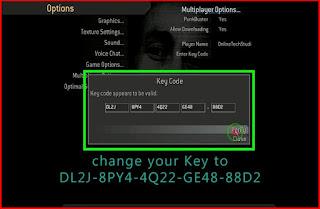 Enter keycode COD 4 MW