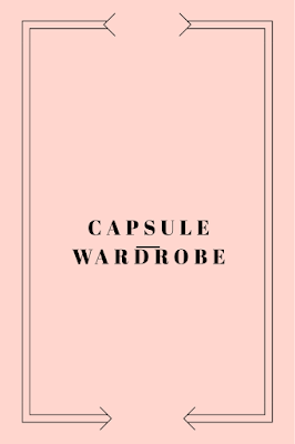 Sprinkle On Glitter Blog// Capsule Wardrobe