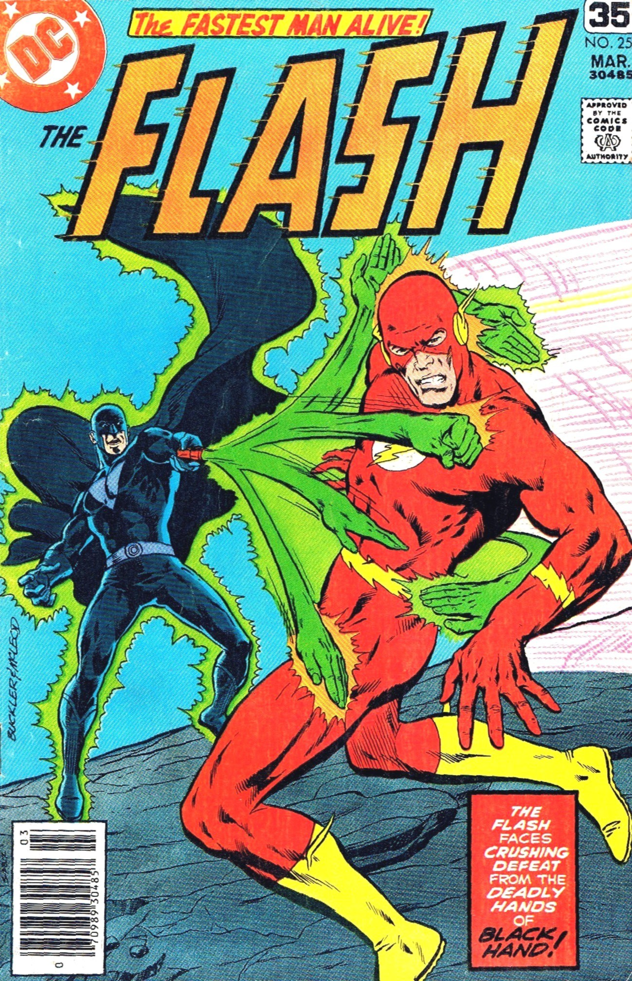 The Flash (1959) 259 Page 1
