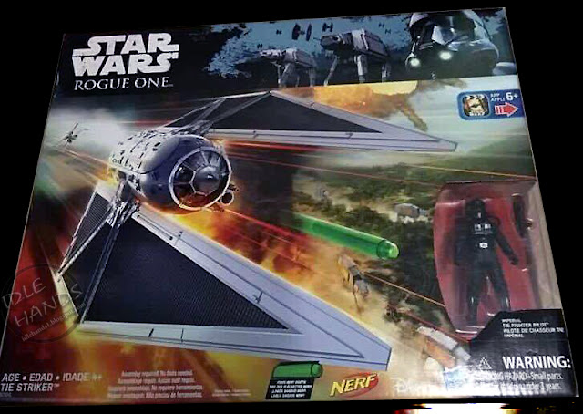 Hasbro Star Wars Rogue One Tie Striker toy