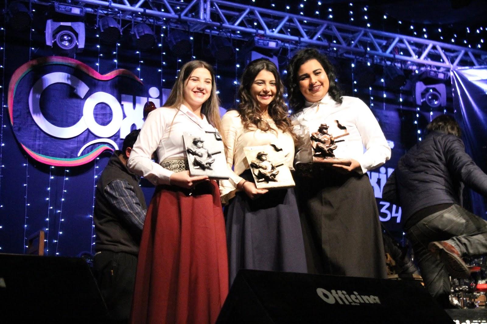 Conhecidas as vencedoras da Categoria Piá Taludo na Coxilha Piá