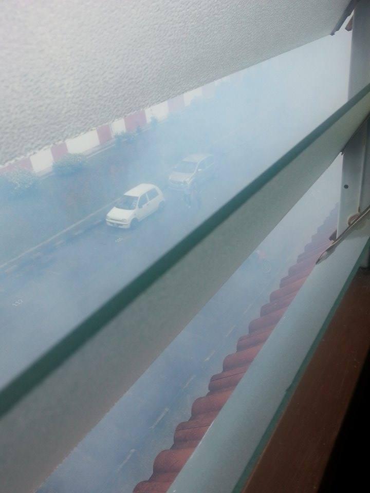 kolej serumpun di UPM disembur asap denggi