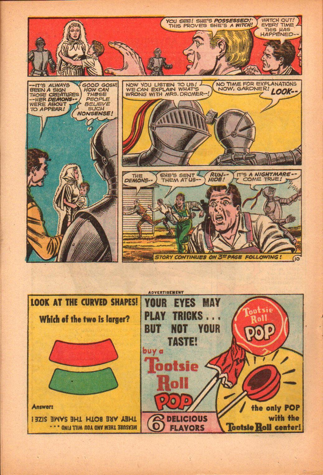 Strange Adventures (1950) issue 156 - Page 24