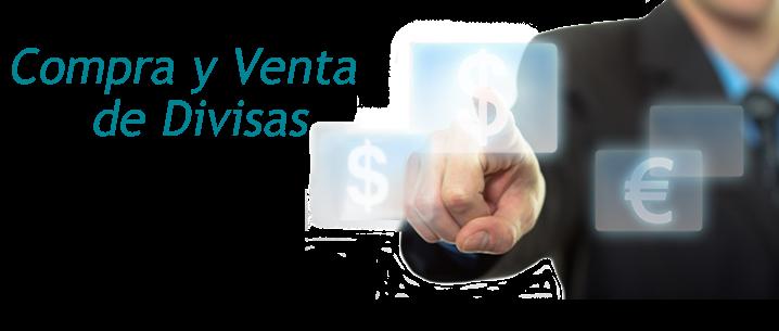 Compra y venta de divisas forex