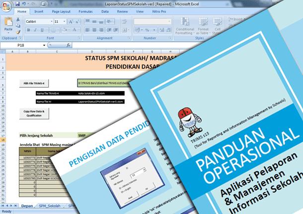 Aplikasi Pelaporan dan Manajemen Informasi Sekolah